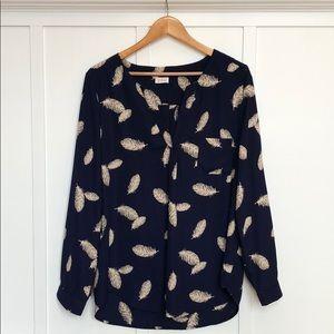 Pixley blouse
